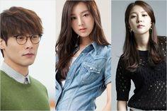 BoA and Choi Daniel attend script reading for upcoming pilot 'Hope for Dating' Choi Daniel, Kim Ji Won, Street Style Looks, Asian Fashion, Beautiful Actresses, Korean Actors, Fashion Pants, Celebs, Singer