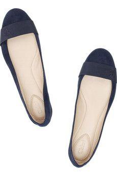 Ballerina Flat / Chloé #flat #shoes