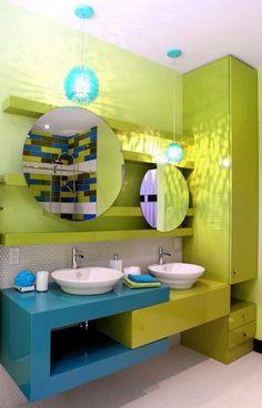 salle de bain enfant pinterest
