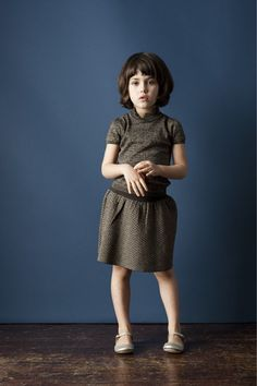 Smart business separates in charcoal and chocolate. ... Where am I wearing this  Mom? I'm going to school, not my marketing job.