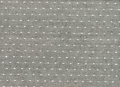 Swiss Dot Chambray Cotton Grey