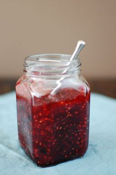 Raspberry Chipotle Jam- can get Chipotle Peppers in Adobo sauce in the Latin isle of most grocery stores.