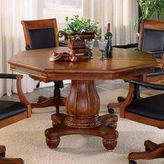 Hillsdale Kingston Game Table 6004GTB