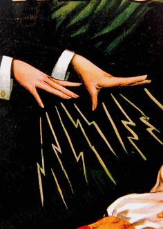 Hands shooting sparks – detail of an illustration in Magic, edited by Noel Daniel – This image has get. Illustrations, Illustration Art, Sisters Presents, Retro Kunst, The Wicked The Divine, Non Plus Ultra, Yennefer Of Vengerberg, Magic Hands, Magic Fingers