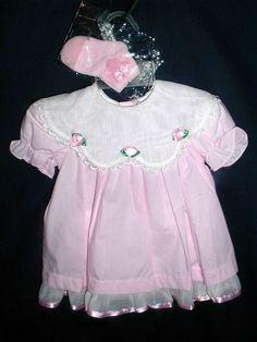DRESSES CHRUCH FLOWER GIRL DRESSES SZ 18M  DRESS NEW  #Dressy #DRESS