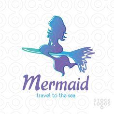 #Mermaid #travel to the #sea
