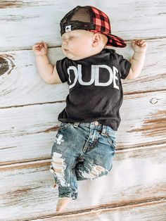 Buffalo Plaid baby - Plaid trucker Source by flyinghigheb - Cute Baby Boy Outfits, Little Boy Outfits, Cute Baby Clothes, Girl Outfits, Newborn Boy Clothes, Hats For Baby Boy, Babies Clothes, Newborn Boy Outfits, Babies Stuff