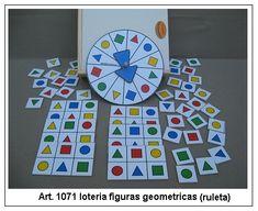 loteria geométrica