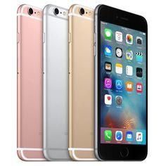 Apple iPhone 6S 64GB - GSM Unlocked, International Model, Apple Warranty, New!!! #Apple #TouchScreen