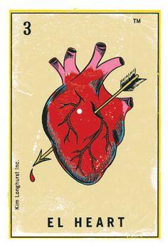 El Heart by Kim Longhurst