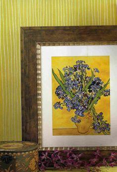 Gallery.ru / Фото #47 - Cuadros 41 - tymannost Van Gogh's Irises
