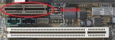 Definisi dan fungsi AMR pada motherboard