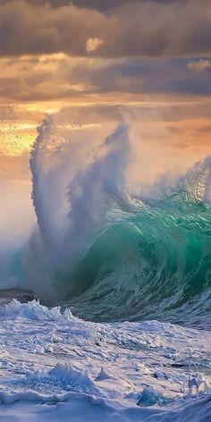 Exposure Photography, Ocean Photography, Landscape Photography, Photography Ideas, Splash Photography, Water Waves, Sea Waves, Sea And Ocean, Ocean Beach