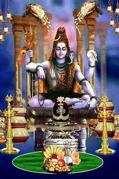 Shiva is also known as Adiyogi Shiva, regarded as the patron god of yoga, meditation and arts\ Shiva Parvati Images, Shiva Hindu, Shiva Art, Hindu Art, Lord Shiva Hd Wallpaper, Lord Vishnu Wallpapers, Ganesh Wallpaper, Hindus, Meditation France
