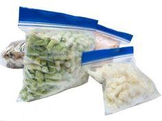 Aprenda a congelar alimentos sem perder nutrientes - Pensamento Verde