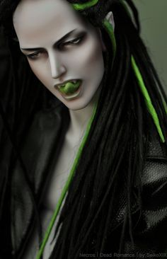 Necros - Angel of the bio-Future by Saiko Weiss