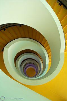 Spiral by Thibaut Conversat on 500px