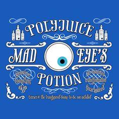 Mad Eye's Polyjuice