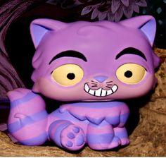 Littlest PET Shop Cheshire CAT Ooak Custom Figure LPS Alice IN Wonderland | eBay