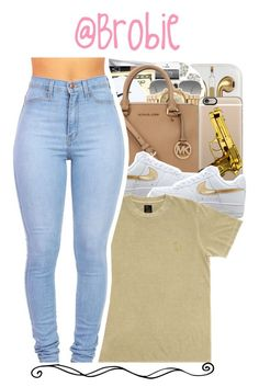 : 336 by brobie on Polyvore featuring polyvore, fashion, style, October's Very Own, Casetify, Ray-Ban, women's clothing, women's fashion, women, female, woman, misses and juniors
