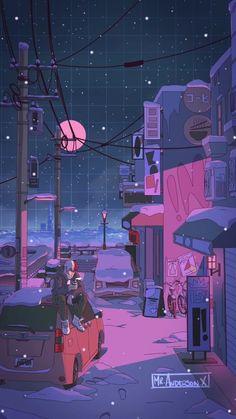 Anime Wallpaper Live, Anime Scenery Wallpaper, Aesthetic Pastel Wallpaper, Kawaii Wallpaper, Cartoon Wallpaper, Galaxy Wallpaper, Wallpaper Backgrounds, Animes Wallpapers, Cute Wallpapers