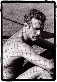 "Dennis Hopper on his photography...  ""I was a compulsive shooter back then. I was very shy, and it was a lot easier for me to communicate if I had a camera between me and other people.""  Paul Newman, 1964 © Dennis Hopper"