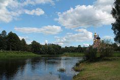 Staraya Russa town