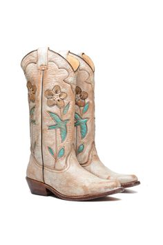 Valencia Cowgirl Boot