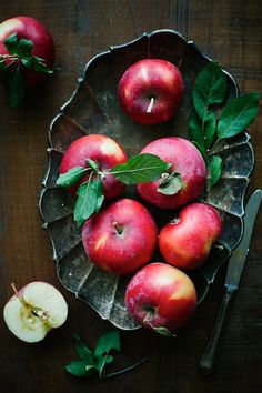 """""""Seasonal Apples"""" Still Life Photography by ingwervanille"""
