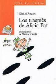 Actividades de los traspipes de Alicia Paf