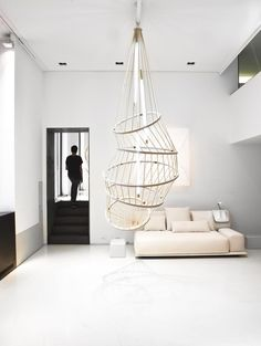 Constance Guisset, MO lamp for Molteni