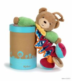 New from Kaloo, the Colours Collection is vibrant and fun. The Kaloo Colours Zig Bear Musical Toy will keep your little one engrossed until their eyes feel heavy and drop off to sleep! Toys Online, Baby Gifts, Car Seats, Musicals, Plush, Teddy Bear, Colours, Kids, Music Boxes