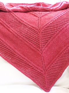 Free! - Ravelry: Easy Peazy Shawl 2.0 pattern by Megan Delorme