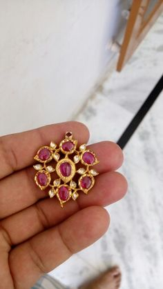Gold Earrings Designs, Gold Jewellery Design, Gold Jewelry, Jewelery, Gold Pendent, Small Earrings, Latest Jewellery, Beautiful Earrings, Pendant Jewelry