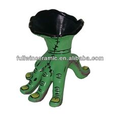 Source Special Planter Ceramic Hand-shaped Planters on m.alibaba.com