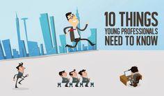 10 موردی که حرفه ای های جوان باید بدانند
