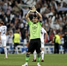 Iker equals Raul as the player with the most victories in the club's history. The Real Madrid captain, who now has 427 wins under his belt, is also the active goalkeeper with the most clean sheets in the Europe club.