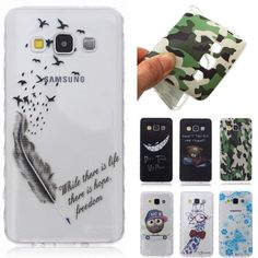 For Capa Samsung Galaxy A3 2015 Case for Samsung Galaxy A3 Phone Case For Samsung Galaxy A3 Cover Case Silicone Transparent Case