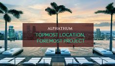 Alphathum: Topmost Location, Foremost Project