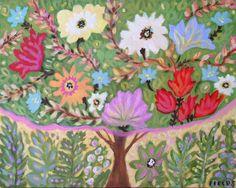 folk art tree of life - Bing Images