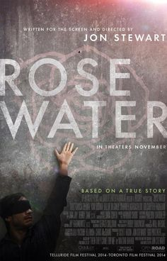 "Win advance-screening movie passes to the new drama ""Rosewater"" from first-time screenwriter and feature-film director Jon Stewart of ""The Daily Show"" courtesy of HollywoodChicago.com! Win here: http://www.hollywoodchicago.com/links/goto/24762/8312/links_weblink"