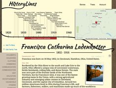 Genealogy Insider - HistoryLines Website Announces Public Launch