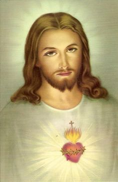 Sagrado Corazón De Jesus .. En Voz Confío .