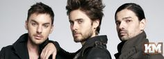 Thirty seconds to Mars: Love, Lust, Faith + Dreams Thirty Seconds To Mars, 30 Seconds, Jared Leto, Mtv, Love And Lust, My Love, Beautiful Facebook Cover Photos, Facebook Timeline Covers, Faith