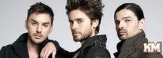 "YENI VIDEO: 30 Seconds To Mars Lirik video ""Up In The Air"" | Kapak Magazin | Alternatif Müzik sitesi"