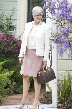 garden party | style at a certain age