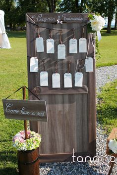 Plan de #table de #mariage by Tanaga ambiance designer
