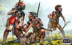 Native American Warrior, Native American Indians, Huron Indians, Native Indian Tattoos, American Indian Wars, Woodland Indians, Indian Tribes, Plastic Models, Model Kits