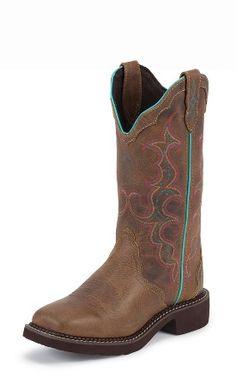 Justin Boots - Justin Gypsy® - Tan Jaguar - #L2900
