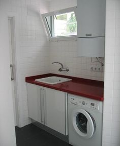 Como ambientar y decorar el cuarto de lavado